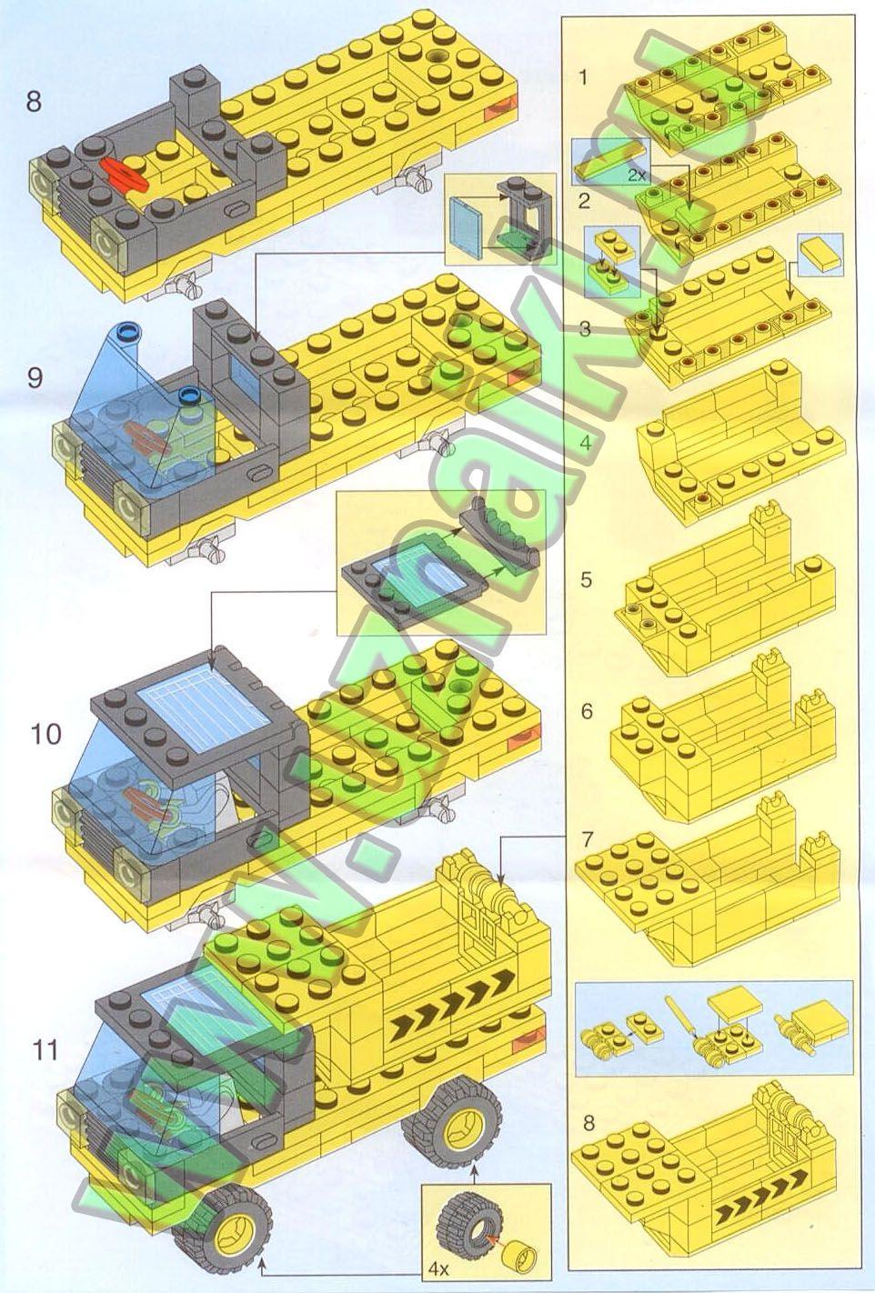 инструкция для конструктора enlighten combat zones